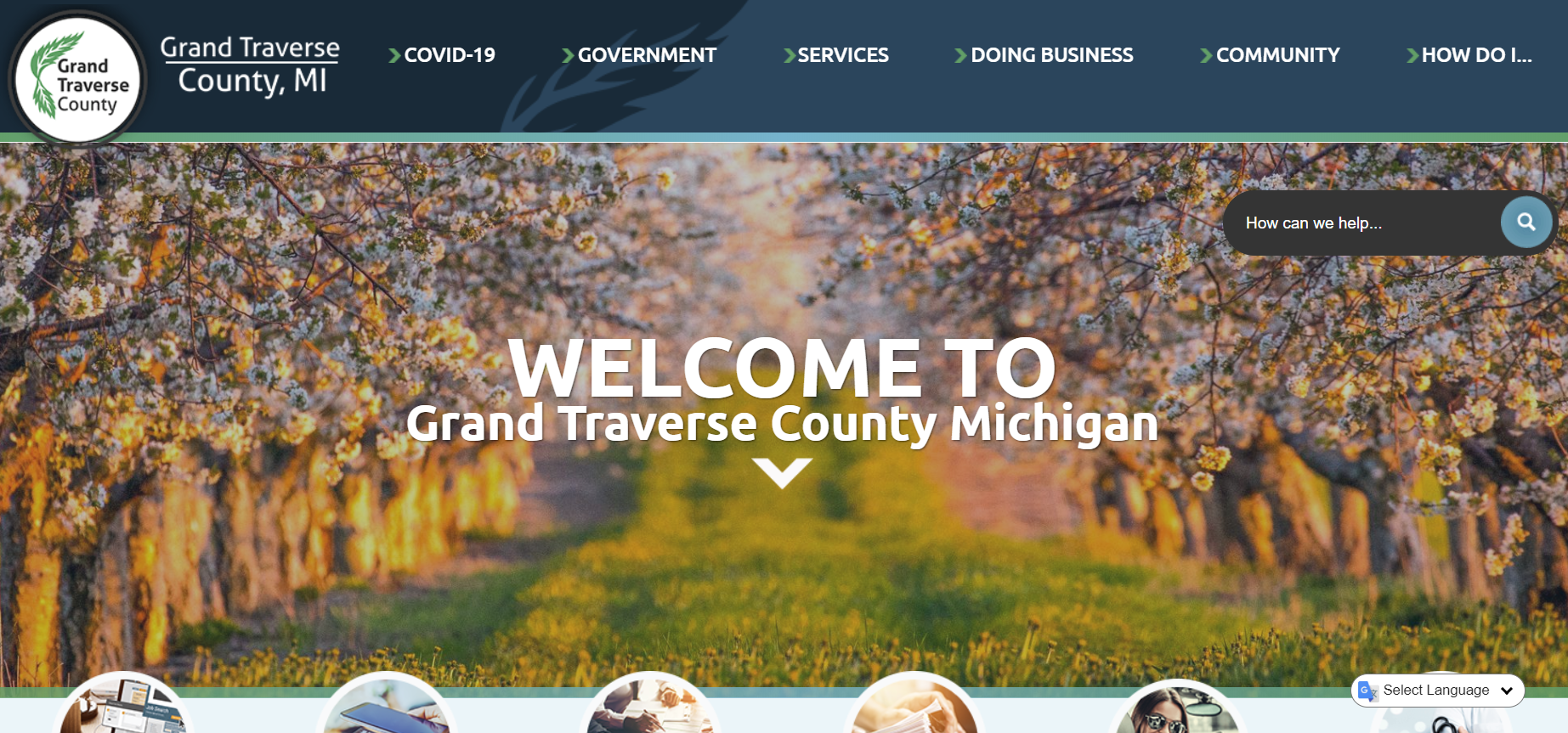 Grand Traverse County is looking for a new Logo / Redesign ($1k – $10k)