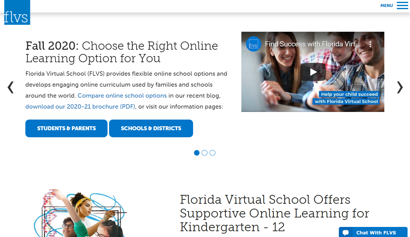 Florida Virtual School Needs New Websites Designed, Developed & Launched ($28k – $115k)